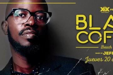 Black Coffee @ Blue Parrot