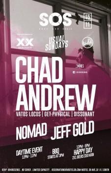 Chad Andrew @ SOS Lounge