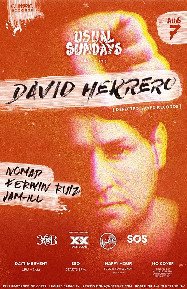 David Herrero Playa del Carmen