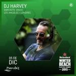 Dj Harvey @ Winter Beach 2015 - Mamitas Beach Club