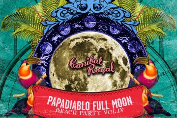 Full Moon Part Vol. 4 @ Canibal Royal