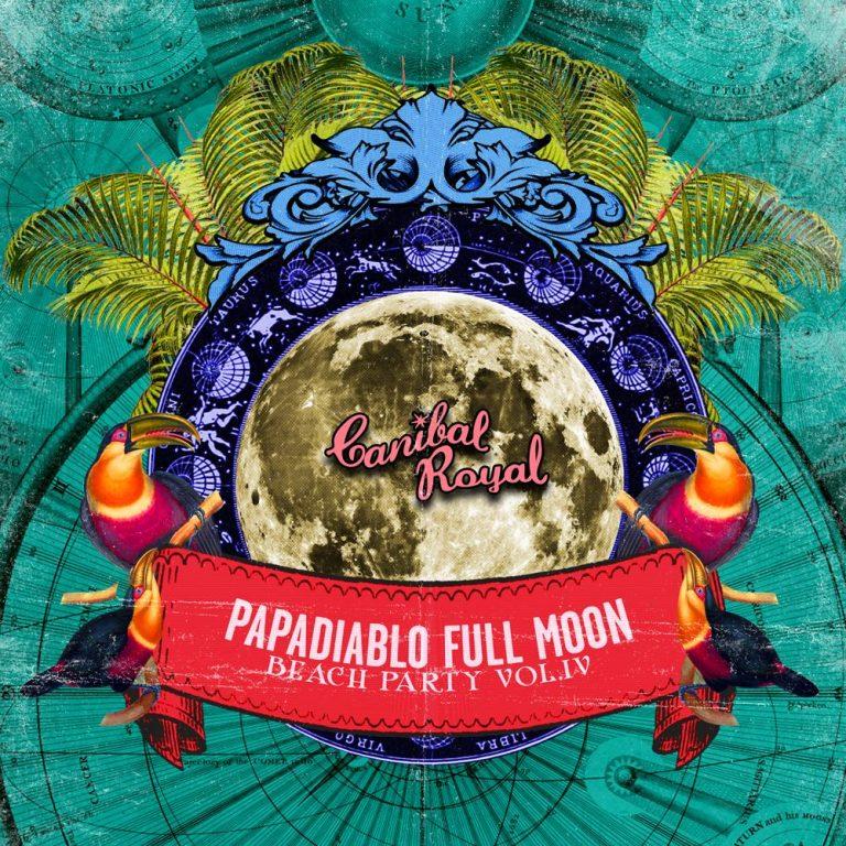 Full Moon Part Vol. 4 @ Canibal Royal