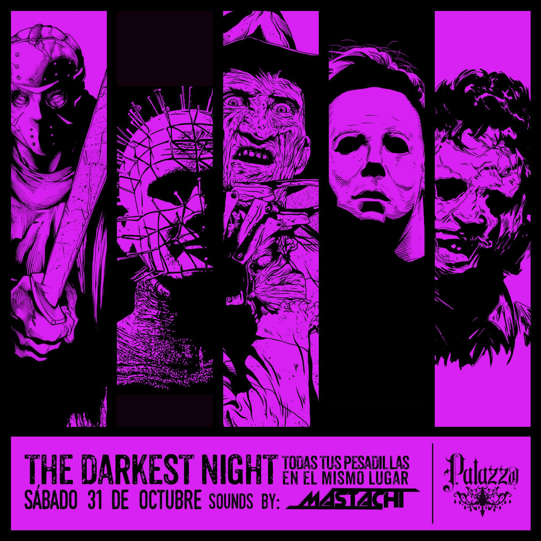 The Darkest Night @ Palazzo Halloween 2015