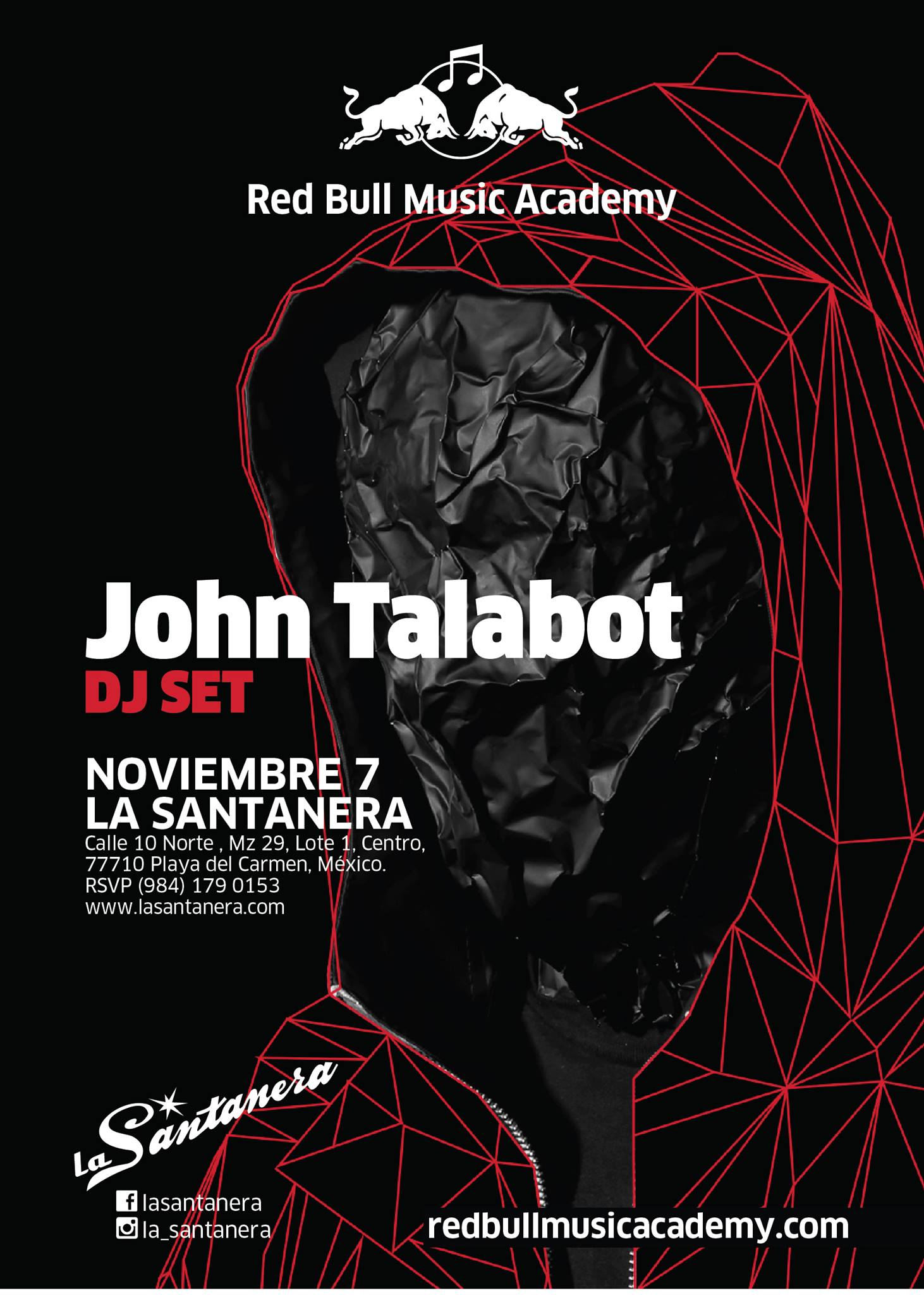 John Talabot @ La Santanera
