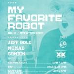 My Favorite Robot @ SOS Lounge