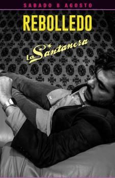 Rebolledo @ La Santanera