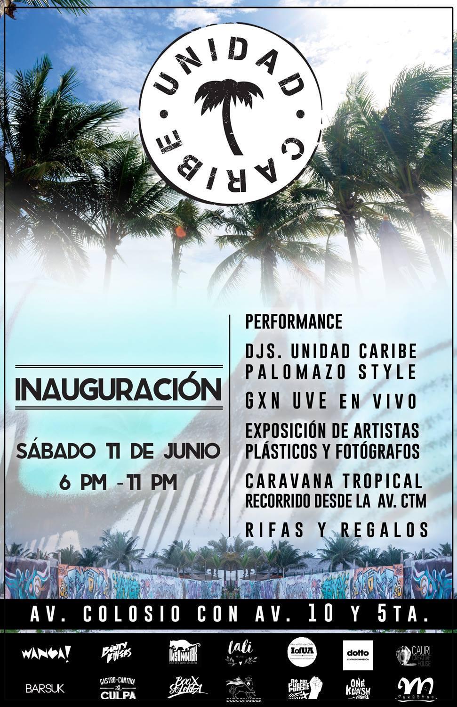 Unidad Caribe Playa del Carmen