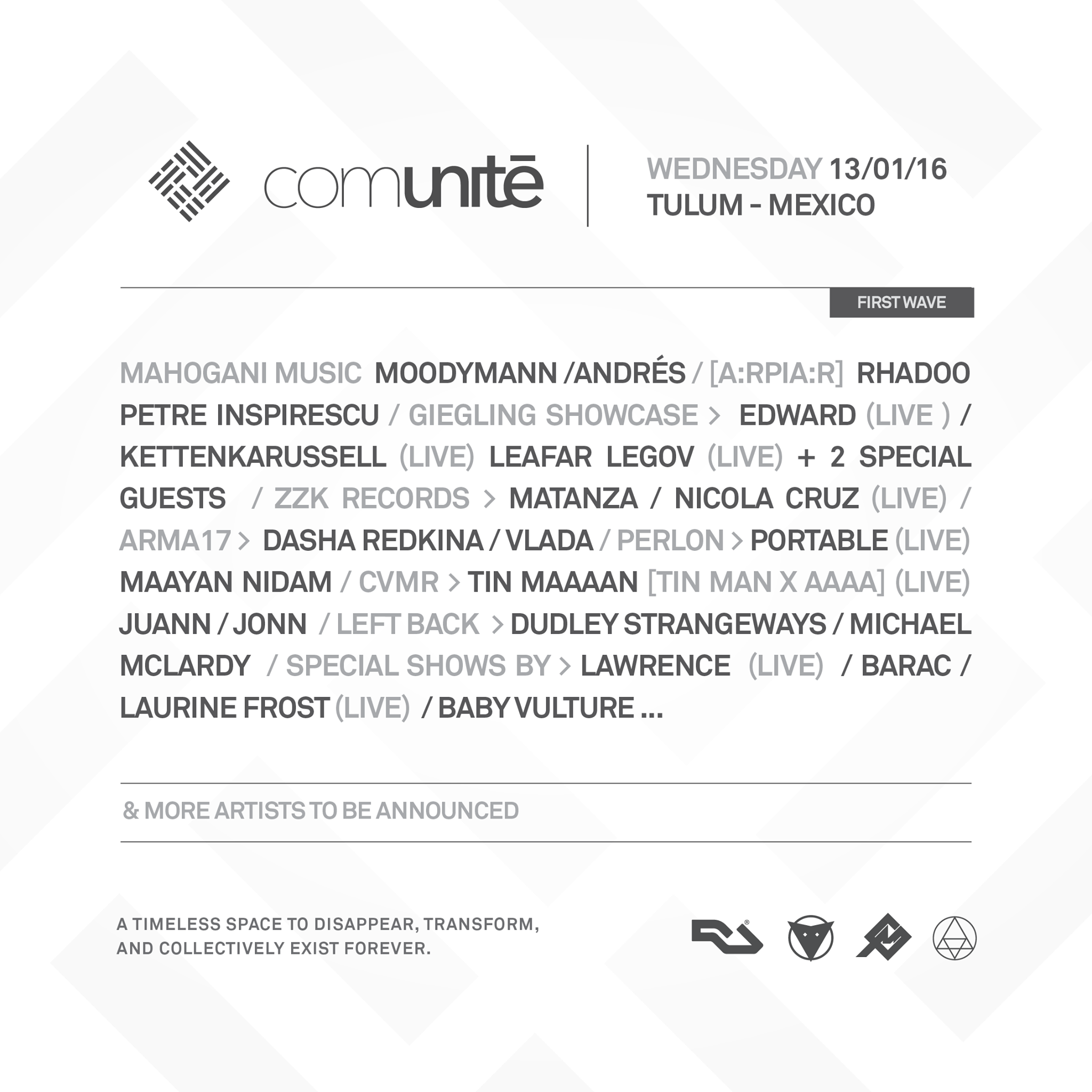 Comunite @ Tulum