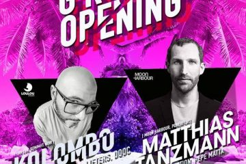 Martina Beach club Grand Opening - playa del Carmen