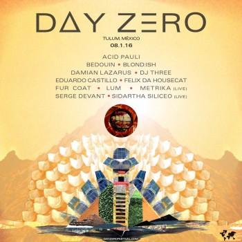 Day Zero Festival 2016 @ Tulum