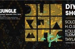 Diynamic Showcase @ The Jungle - BPM 2016