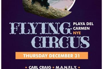 Flying Circus NYE @ Canibal Royal