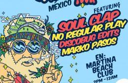 Lovetrain Soul clap @ Playa del Carmen