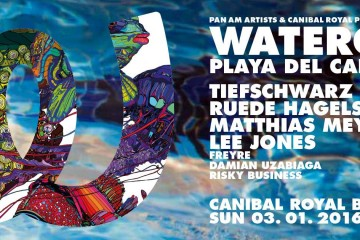 Watergate Showcase @ Canibal Royal - Playa del Carmen