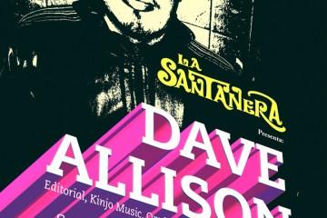 Dave Allison @ La Santanera playa del carmen