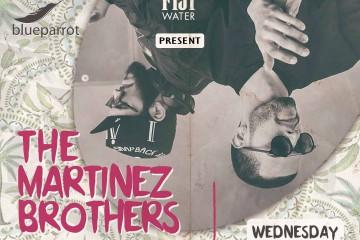 The Martinez Brothers @ Blue Parrot - playa del Carmen
