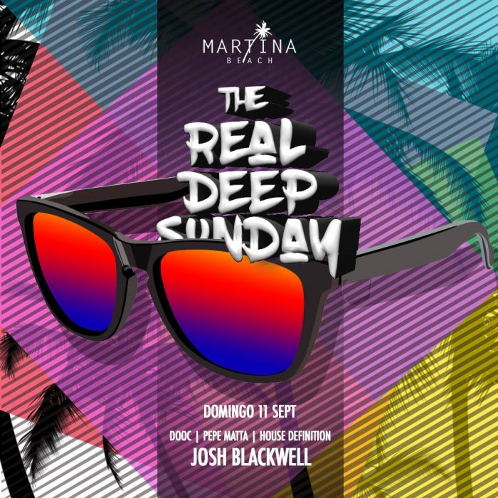 Sunday Martina Beach Club Playa del Carmen