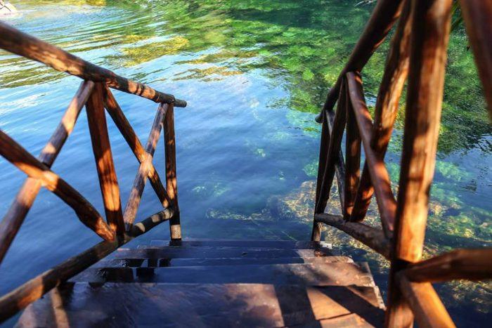 Cenote Jardín del Edén Riviera Maya