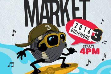 Riviera Maya Record Market @ Puerto Morelos - VINYL