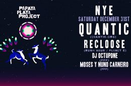 NYE @ Papaya Playa Project - Tulum