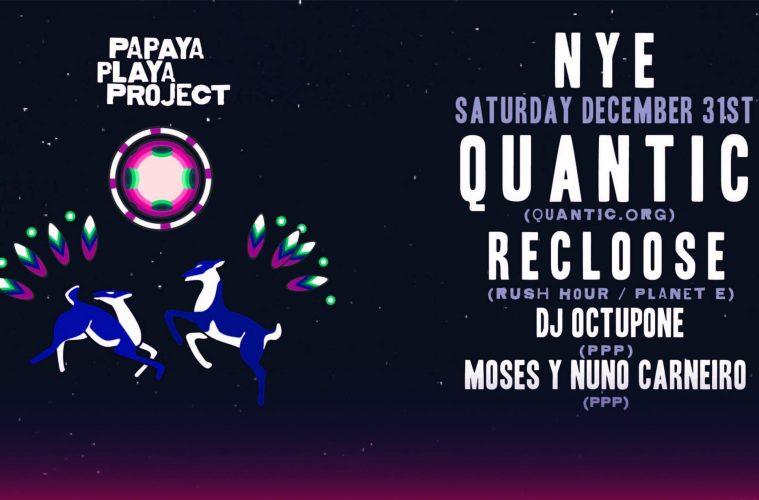 NYE @ Papaya Playa Project - Tulum