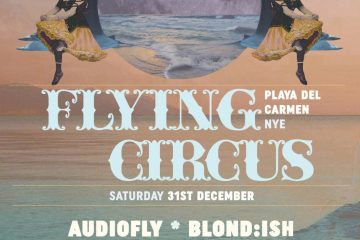 Año nuevo playa del carmen nye FLYING CIRCUS canibal royal