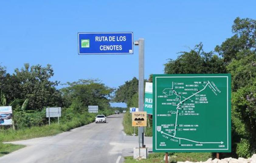 Ruta de los cenotes cancun playa del carmen - viva playa