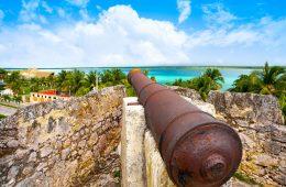 Laguna de los siete colores Bacalar - Viva Playa