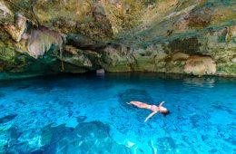 Cenote Dos Ojos - Viva Playa