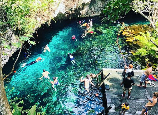 Gran Cenote Tulum - Viva Playa
