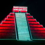 Chichén Itzá de Noche - Noches de Kukulkan - Viva Playa