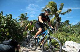 Pista de bicicleta Punta Venado Riviera Maya Playa del Carmen - Viva Playa