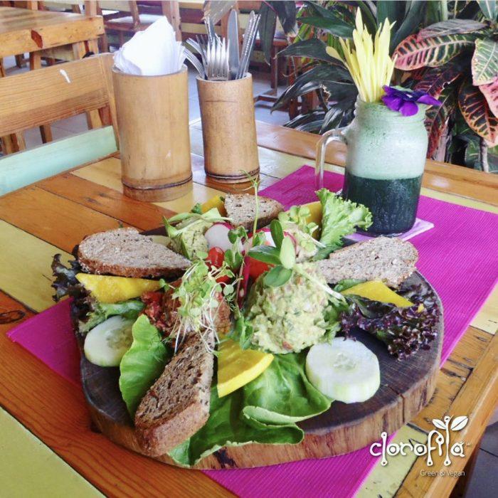 Clorofila vegan Restaurante Playa del Carmen - Viva Playa