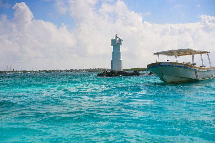 El farito Isla mujeres - Viva Playa
