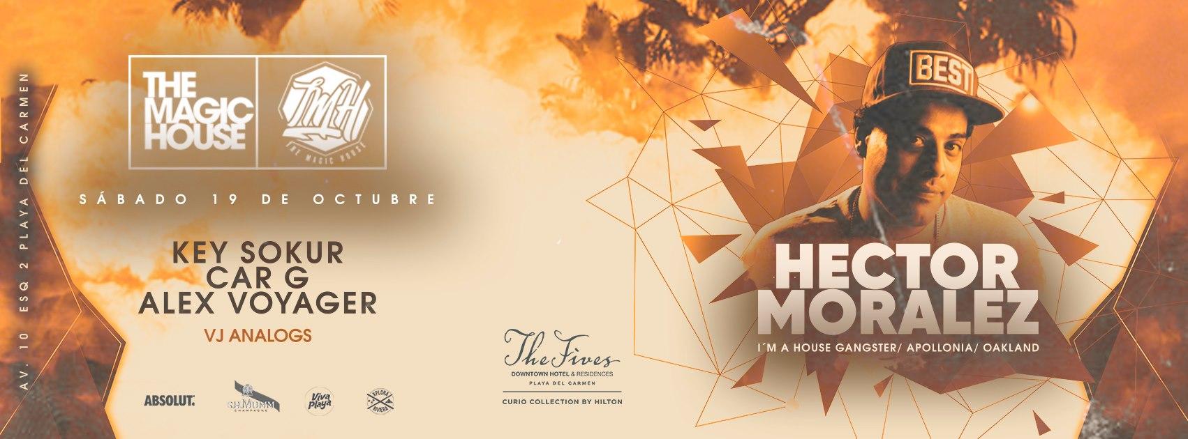 Hector Morales - TMH - Eventos Playa del Carmen