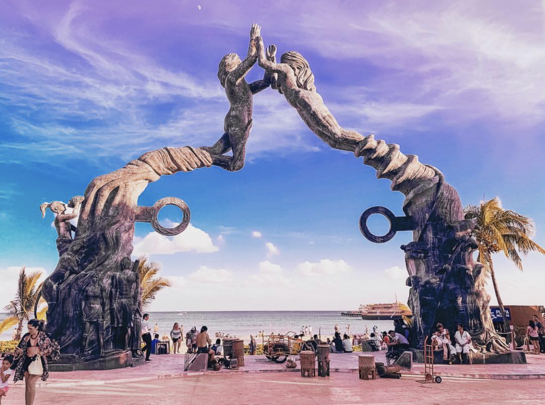 Del Aeropuerto a Playa del Carmen, como llegar? - Viva Playa