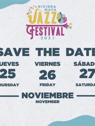 Riviera Maya Jazz Festival 2021 @ Playa del Carmen