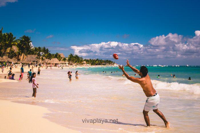 Playa Mamitas en Playa del Carmen - Viva Playa